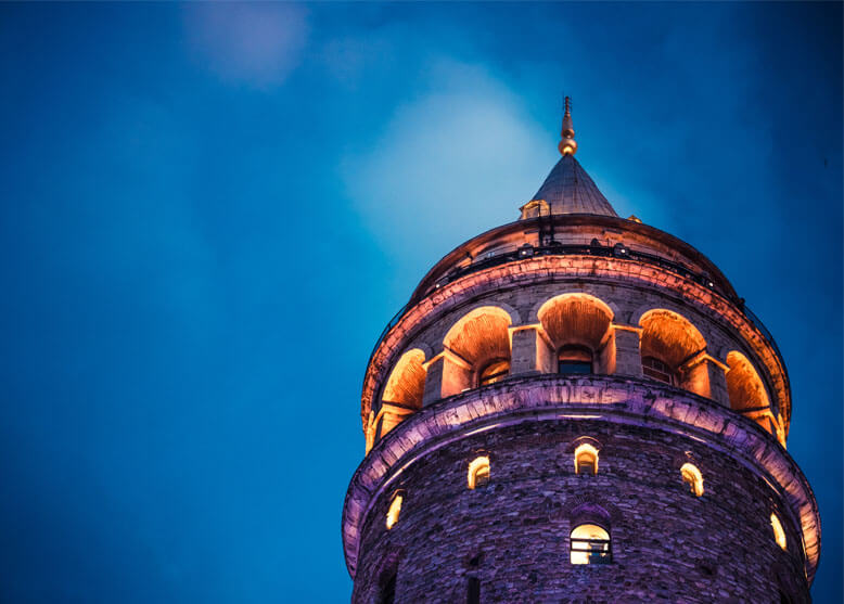 bunk local attraction galata tower