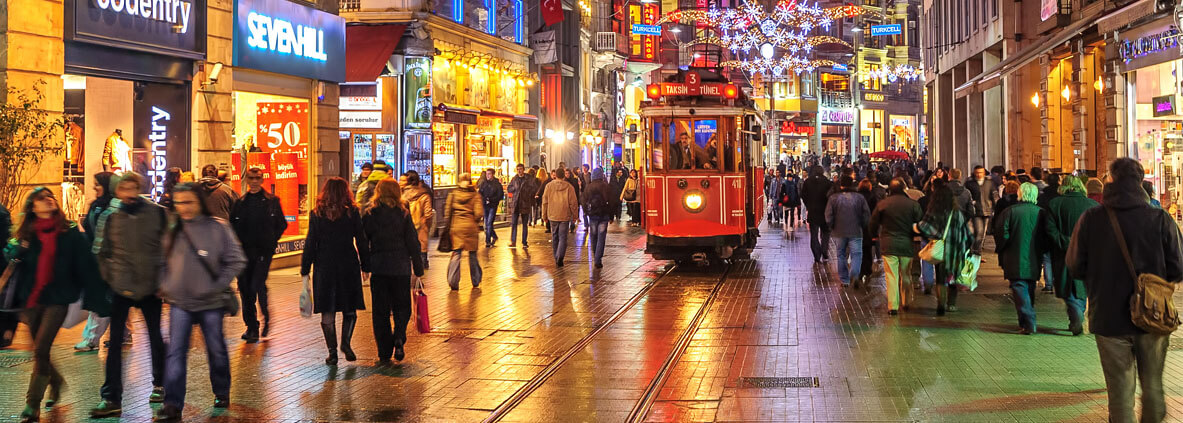 bunk Local Attractions İstiklal Street Taksim